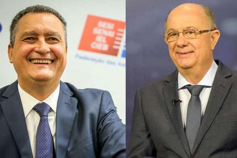 Resultado de imagem para Pesquisa Ibope na Bahia: Rui Costa, 61%; José Ronaldo, 10%